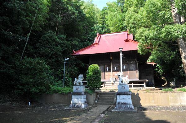 小山町 日枝神社(ひえじんじゃ)