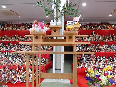 人形和め浄火祭