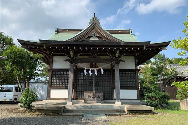 みたけ台 杉山神社(すぎやまじんじゃ)