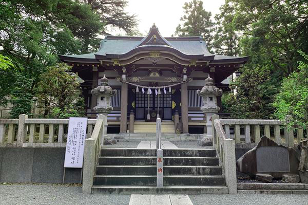 千草台 杉山神社(すぎやまじんじゃ)