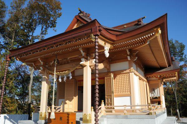 琴平神社本殿