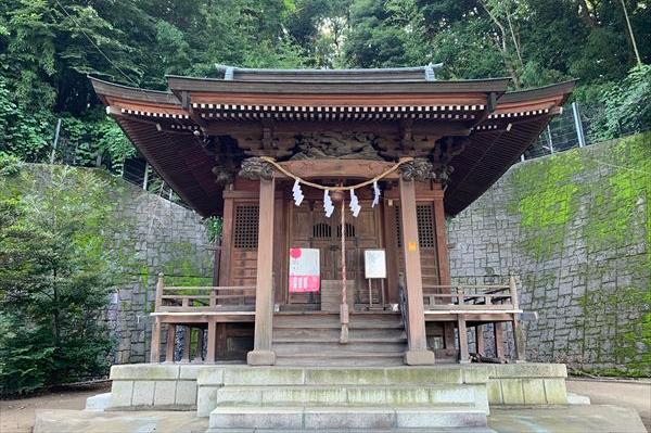 北八朔町 十二神社(じゅうにじんじゃ)