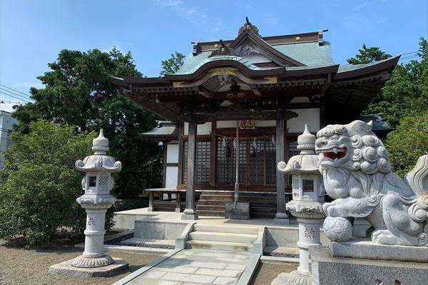 大場町 諏訪神社(すわじんじゃ)