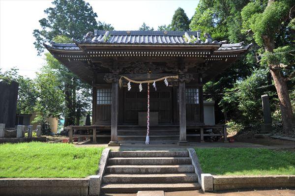 佐江戸町 杉山神社(すぎやまじんじゃ)